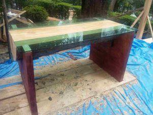 Otra de las formas para uso recreativo y al aire libre que se le ha dado a la madera de árboles