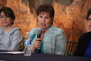 María Concepción Sánchez Rovelo, directora general del Área Académica de Ciencias de la Salud de la UV.