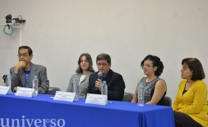 Inauguración del 2º Simposio Enfoque Multidisciplinario de la Diabetes.