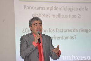 Jaime Morales Romero, investigador del ISP de la UV.