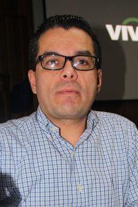 Gabriel Acosta Mesa, investigador de la Universidad Veracruzana.