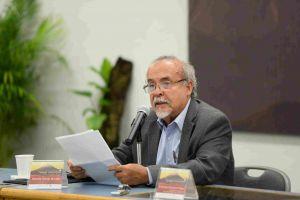 Antonio García de León, recibió el Premio Nacional de Ciencias y Artes 2015 en el campo de la historia, ciencias sociales y filosofía.