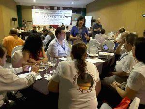 Investigadores del CECDA dentro de la XXXV Reunión de ANUIES.