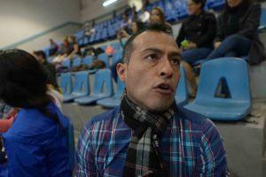 Antonio Rumayor, empleado de Contabilidad.