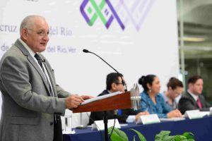 Alfonso Pérez Morales destacó la importancia de las tutorías.