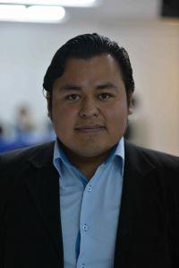 Fidel Romero Pacheco, estudiante de la Maestría en Enfermería de la UV.