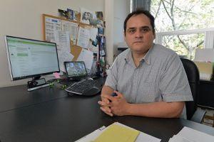 Roberto Zenteno Cuevas, investigador del Instituto de Salud Pública de la UV.