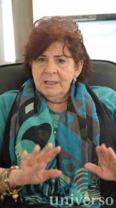 Lourdes Georgina Iglesias Andreu, investigadora de Inbioteca.