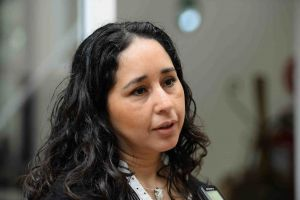 Alejandra Assad Meza, jefa del Departamento de Apoyo a la Formación Integral del Estudiante