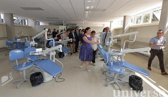 En la clínica odontológica, estudiantes realizarán prácticas profesionales a favor de la sociedad