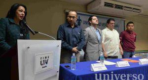 Rebeca Hernández Arámburo inauguró el III Foro de Vinculación Profesional y Empresarial