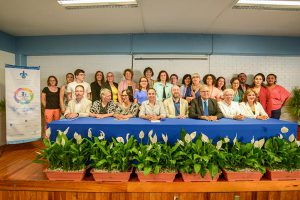 Autoridades universitarias y legisladores