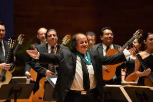 Alfonso Moreno Luce agradeció la entrega del Doctorado Honoris Causa
