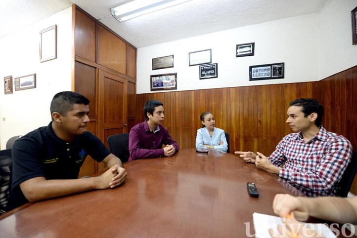 Los universitarios conformaron un equipo multidisciplinario para el proyecto