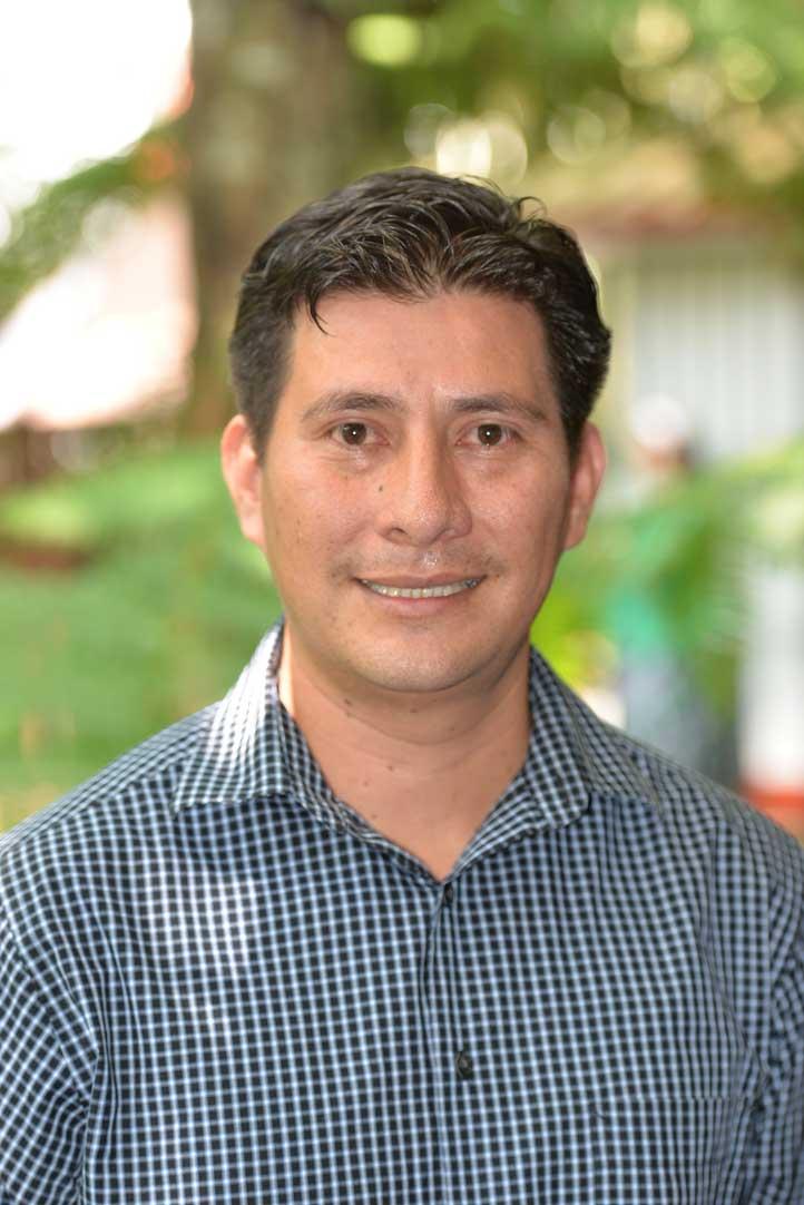 Carlos Alonso Pulido Ocampo, responsable del programa de Formación de Académicos