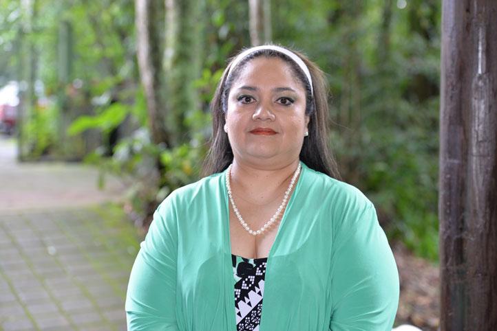 Guadalupe Aurora Maldonado Berea, directora de Innovación Educativa de la DGDAIE