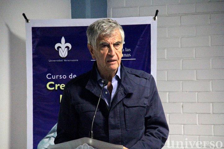 Miguel Limón Rojas, presidente de la Fundación para las Letras Mexicanas