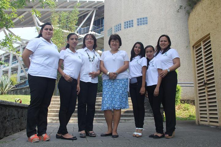 El equipo de la Licenciatura en Relaciones Industriales ganó el sexto lugar en el área de administración