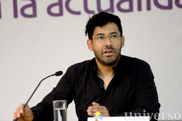 """Jorge García Villanueva impartió la charla """"¿Qué son los estudios de género?"""""""