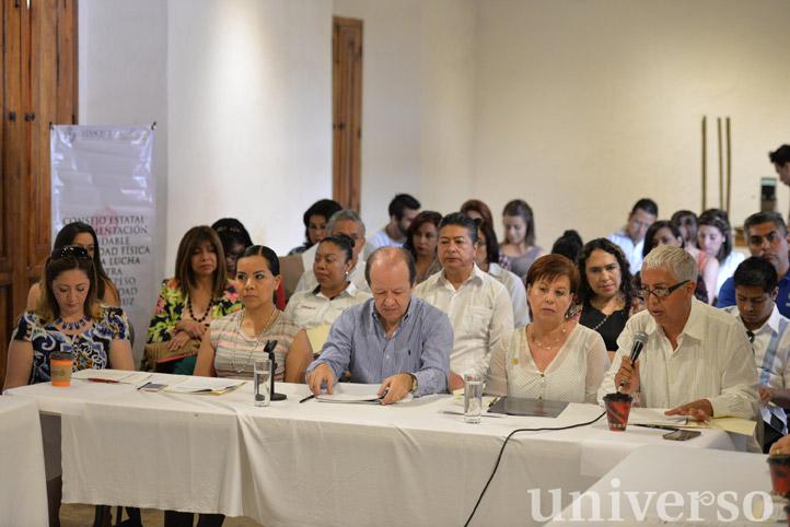 José Luis Castillo Hernández, representante de la UV ante la Red Mexicana e Iberoamericana de Universidades Promotoras de la Salud