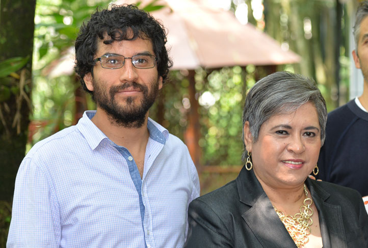 Raúl Homero López Espinoza y Soledad Rocha Flores