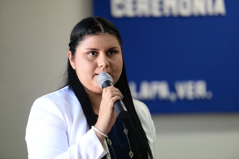 María Yesenia Zavaleta coordina la Maestría en Gestión de la Calidad