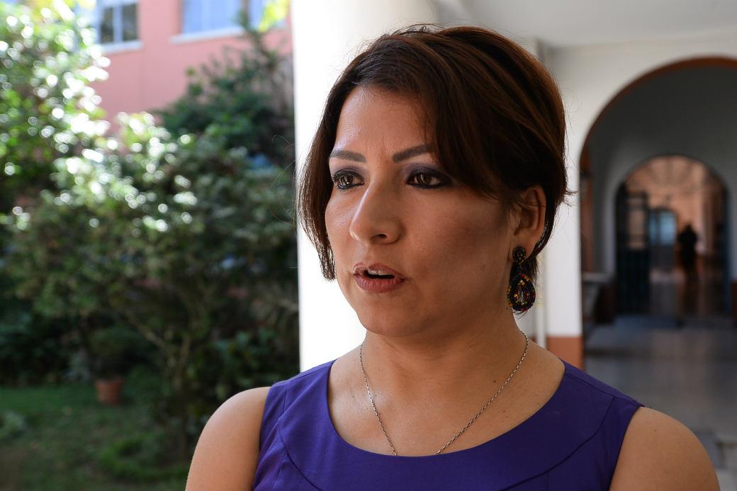 Xóchitl Hernández Torres, académica de la Maestría en Gestión de la Calidad