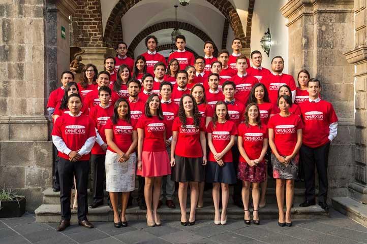Carolina forma parte de la comunidad de becarios Fulbright García Robles