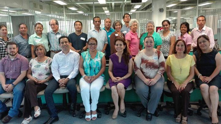USBI Veracruz capacitó a personal de Conalep