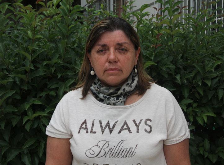 Rebeca Elizabeth Contreras López, investigadora del Cedegs