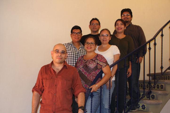 Adán Enrique Aguilar, María Guadalupe Martínez, Mariana Edith Miranda, Nancy Pérez, Vicente Josué Aguilera, Sergio Hernández, Luis Lorenzo Rascón