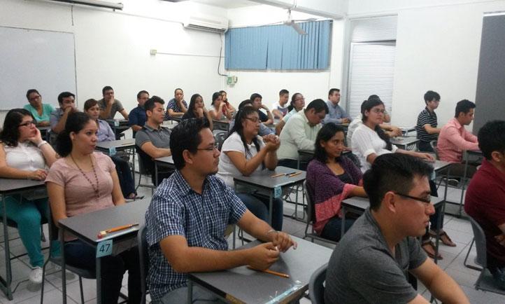 Universitarios en la evaluación EGEL-Medicina