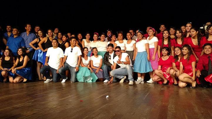 Grupo de Bailes de Salón