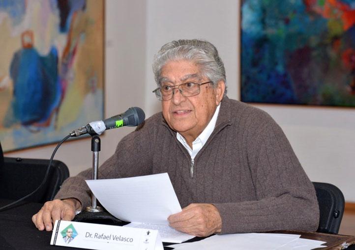 Rafael Velasco Fernández dejó un gran legado para la psiquiatría y la prevención de adicciones