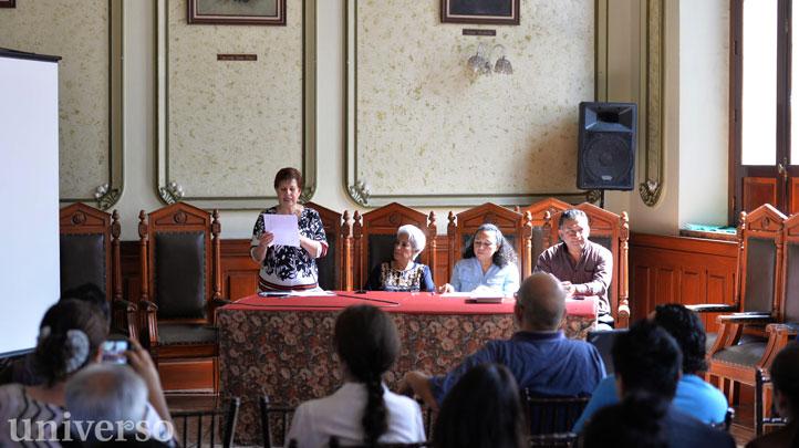 María Concepción Sánchez, directora general del Área Académica de Ciencias de la Salud