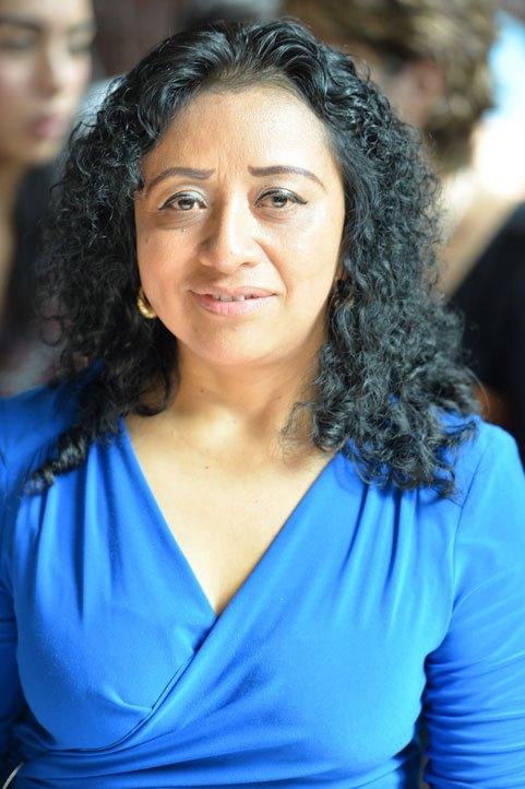 María Reyna Hernández Colorado, coordinadora del Citro