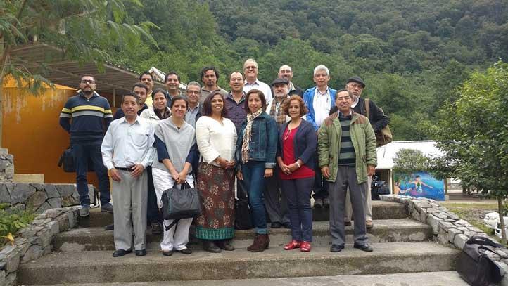 Docentes e instructores del curso