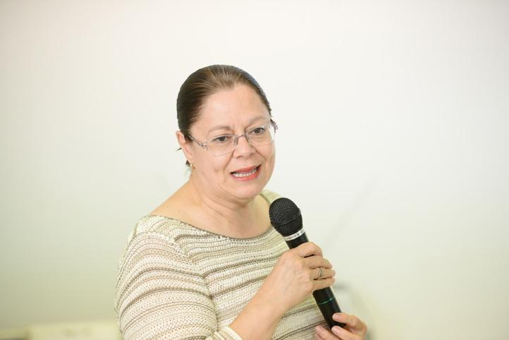 María Isabel Guiot señaló que el desafío de los pedagogos es desarrollar políticas públicas que incidan en la educación
