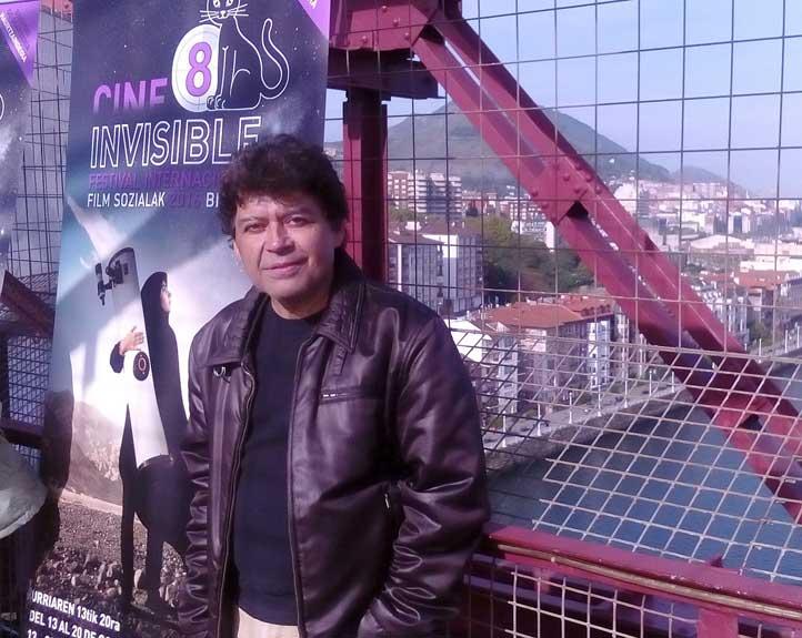 Ricardo Benet en Bilbao