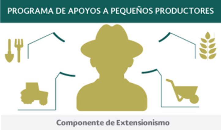 Cartel del Programa de Extensionismo