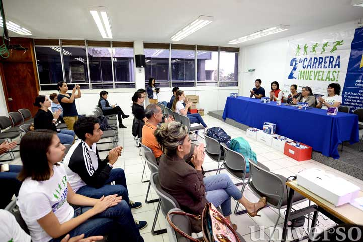 Alumnos de la Facultad de Nutrición entregaron suplementos alimenticios al Cecan