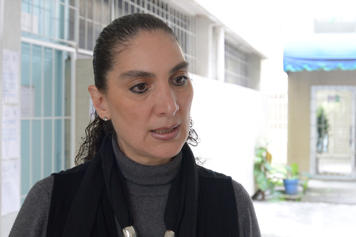 María Gabriela Nachón García, directora del Instituto de Ciencias de la Salud de la UV (foto de archivo)