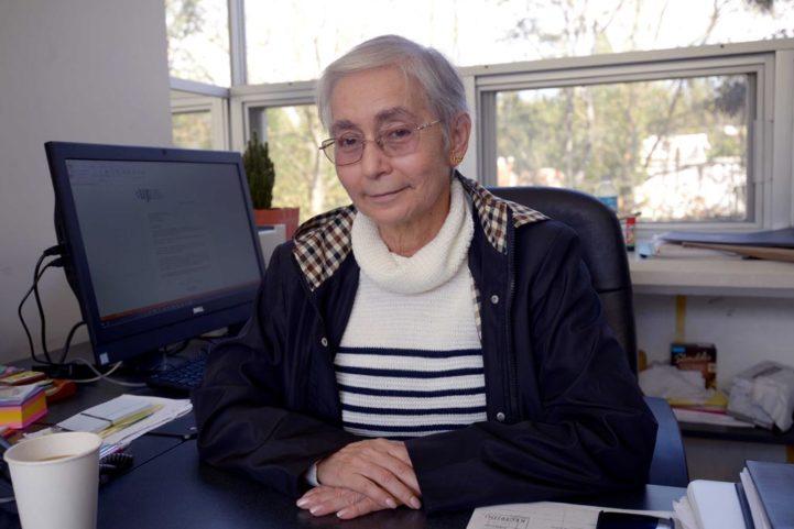 Dulce María Cinta Loaiza, coordinadora de la Maestría en Salud Pública