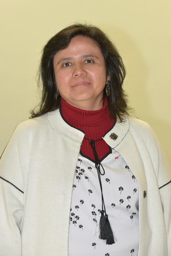 Ahtziri Molina Roldán, coordinadora del CECDA