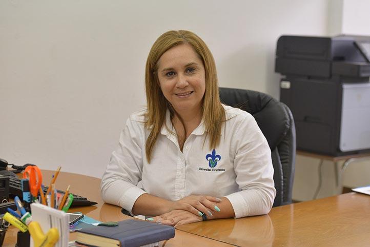 Maribel Barradas Landa, titular de la DADUV (foto de archivo)