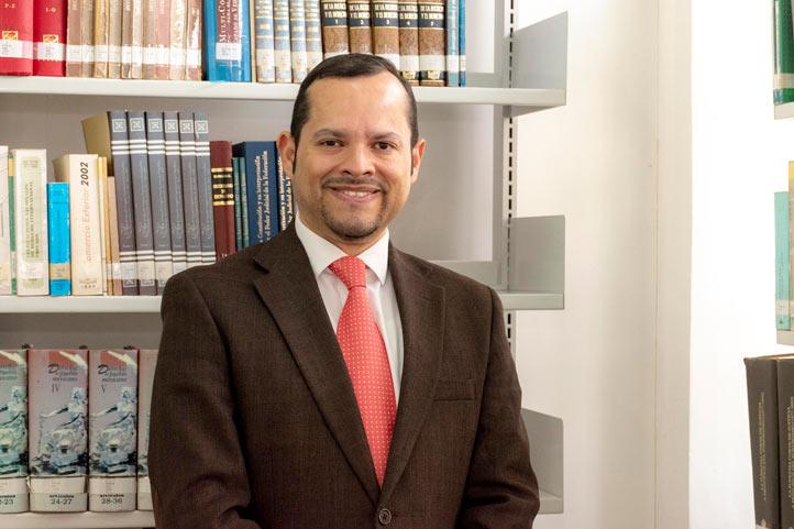 Manlio Fabio Casarín León, investigador del IIJ (foto de archivo)