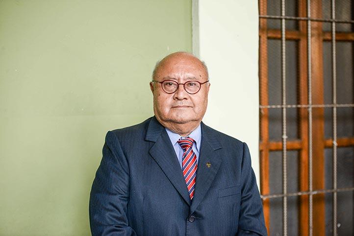 José Lorenzo Álvarez Montero, investigador del IIJ