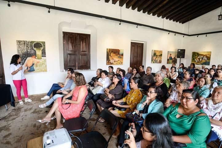 Los resultados preliminares fueron presentados en el Centro Recreativo Xalapeño