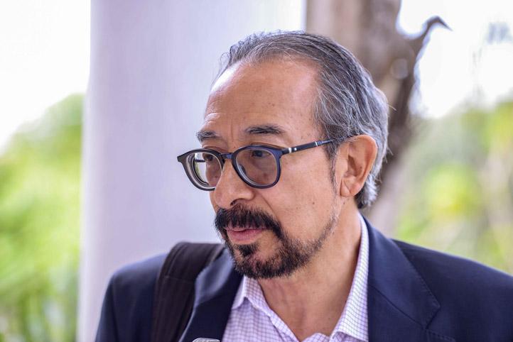 Edgar Carlos Jarillo Soto, profesor investigador de la UAM-Xochimilco