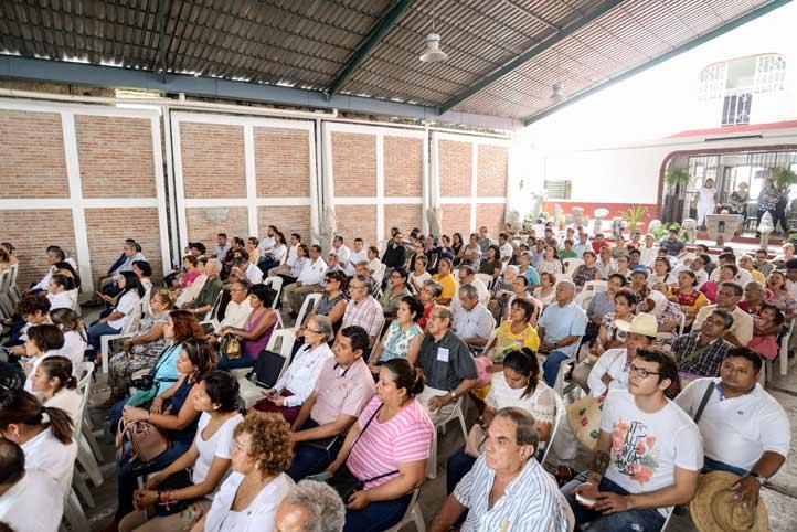 En las instalaciones de los TLA tuvo lugar el homenaje póstumo a Teodoro Cano